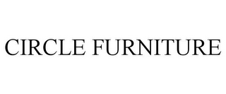 mark for CIRCLE FURNITURE, trademark #85869830