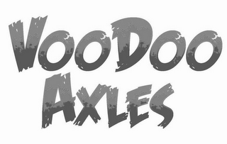 mark for VOODOO AXLES, trademark #85869860