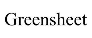 mark for GREENSHEET, trademark #85869862