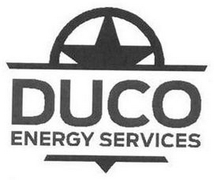 mark for DUCO ENERGY SERVICES, trademark #85869905