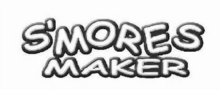 mark for S'MORES MAKER, trademark #85870125