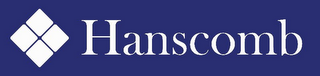 mark for HANSCOMB, trademark #85870279
