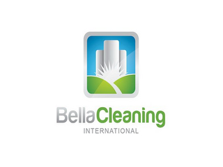 mark for BELLACLEANING INTERNATIONAL, trademark #85870298