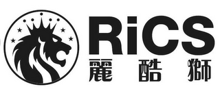mark for RICS, trademark #85870471
