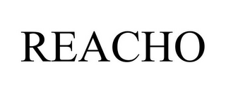mark for REACHO, trademark #85870472