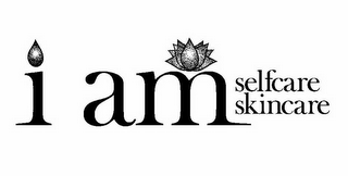 mark for I AM SELFCARE SKINCARE, trademark #85870562