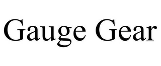 mark for GAUGE GEAR, trademark #85870770