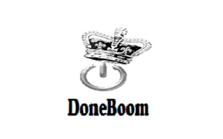 mark for DONEBOOM, trademark #85870836