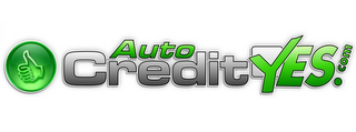 mark for AUTO CREDIT YES.COM, trademark #85870889
