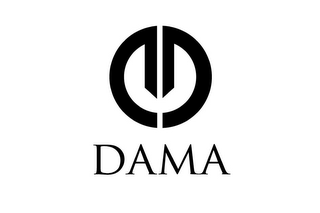 mark for DAMA DD, trademark #85871049