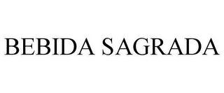 mark for BEBIDA SAGRADA, trademark #85871165