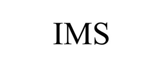 mark for IMS, trademark #85871564