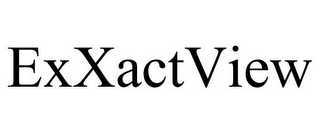 mark for EXXACTVIEW, trademark #85871985