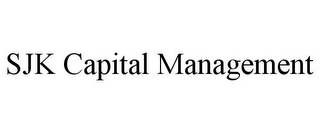 mark for SJK CAPITAL MANAGEMENT, trademark #85872007