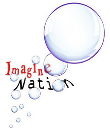 mark for IMAGINE NATION, trademark #85872157