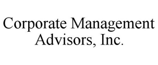 mark for CORPORATE MANAGEMENT ADVISORS, INC., trademark #85872313