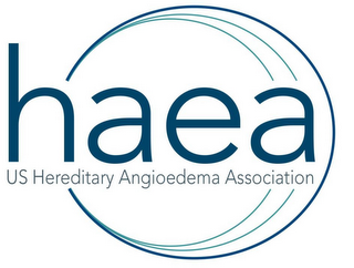 mark for HAEA US HEREDITARY ANGIOEDEMA ASSOCIATION, trademark #85872386