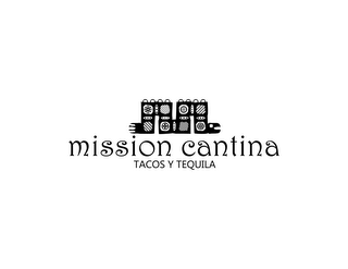 mark for MISSION CANTINA TACOS Y TEQUILA, trademark #85872394