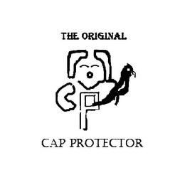 mark for THE ORIGINAL CAP PROTECTOR C P, trademark #85872523