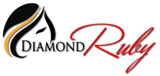 mark for DIAMOND RUBY, trademark #85872795