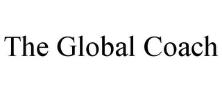 mark for THE GLOBAL COACH, trademark #85872937