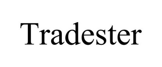 mark for TRADESTER, trademark #85872938