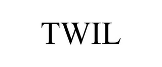 mark for TWIL, trademark #85873172