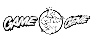 mark for GAME GENIE, trademark #85873180