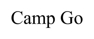 mark for CAMP GO, trademark #85873253
