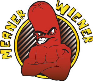 mark for MEANER WIENER, trademark #85873270
