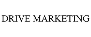 mark for DRIVE MARKETING, trademark #85873323