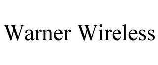mark for WARNER WIRELESS, trademark #85873346