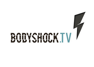 mark for BODYSHOCK.TV, trademark #85873428