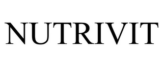 mark for NUTRIVIT, trademark #85873555