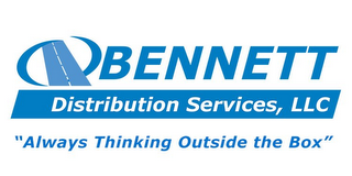"mark for BENNETT DISTRIBUTION SERVICES, LLC ""ALWAYS THINKING OUTSIDE THE BOX"", trademark #85873603"