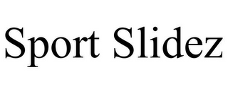 mark for SPORT SLIDEZ, trademark #85873735