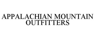 mark for APPALACHIAN MOUNTAIN OUTFITTERS, trademark #85873976
