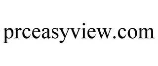 mark for PRCEASYVIEW.COM, trademark #85874291