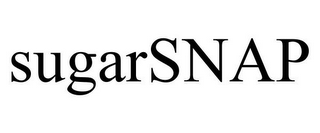mark for SUGARSNAP, trademark #85874430