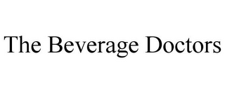 mark for THE BEVERAGE DOCTORS, trademark #85874511