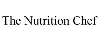 mark for THE NUTRITION CHEF, trademark #85874559