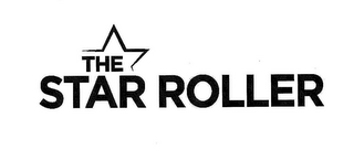 mark for THE STAR ROLLER, trademark #85874636