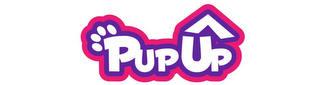 mark for PUP UP, trademark #85874824