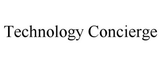 mark for TECHNOLOGY CONCIERGE, trademark #85874884