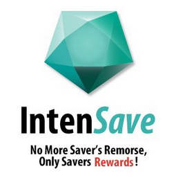mark for INTENSAVE NO MORE SAVER'S REMORSE, ONLY SAVERS REWARDS!, trademark #85875000