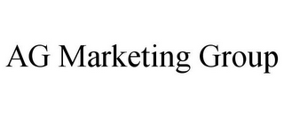 mark for AG MARKETING GROUP, trademark #85875140