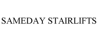 mark for SAMEDAY STAIRLIFTS, trademark #85875423