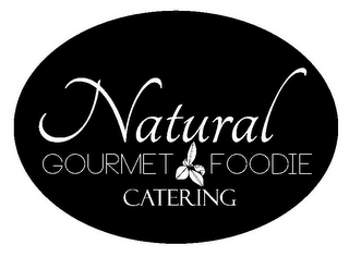 mark for NATURAL GOURMET FOODIE CATERING, trademark #85875705