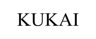 mark for KUKAI, trademark #85875970
