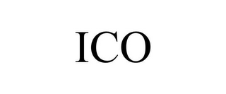 mark for ICO, trademark #85876191